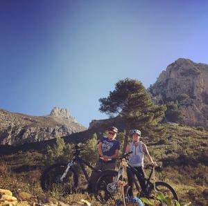Bernia ride